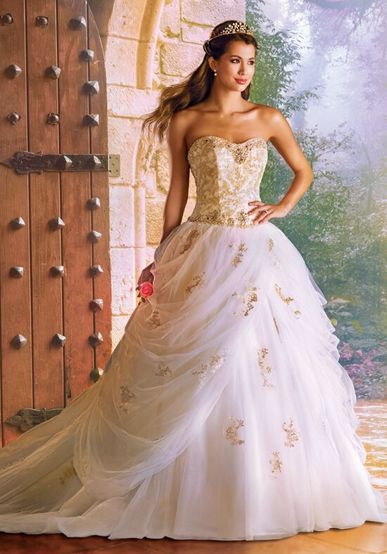 Alfred Angelo Disney Fairy Tale Weddings Bridal Collection 254 Belle ...