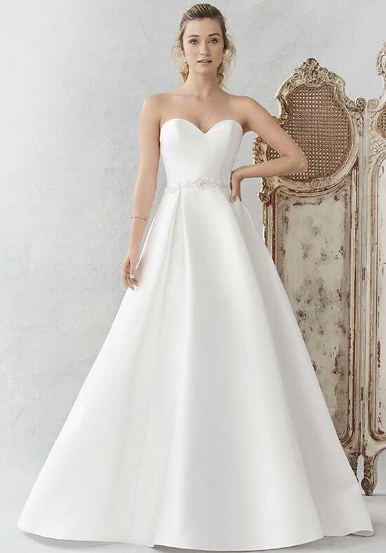 Kenneth Winston: Ella Rosa Collection BE355 Ball Gown Wedding Dress
