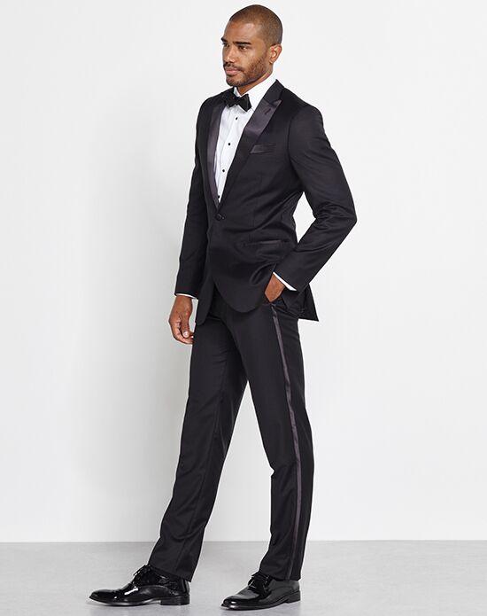 The Black Tux The Davis Outfit Wedding Tuxedo - The Knot