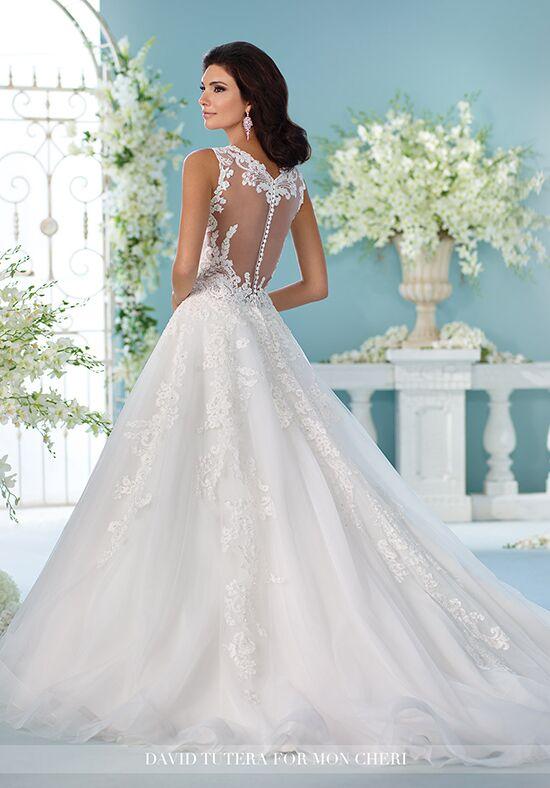 David Tutera For Mon Cheri 216252 Nilam Wedding Dress - The Knot