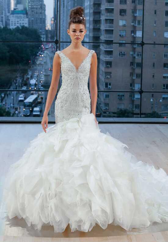 Taffeta wedding dresses ines di santo junglespirit Choice Image