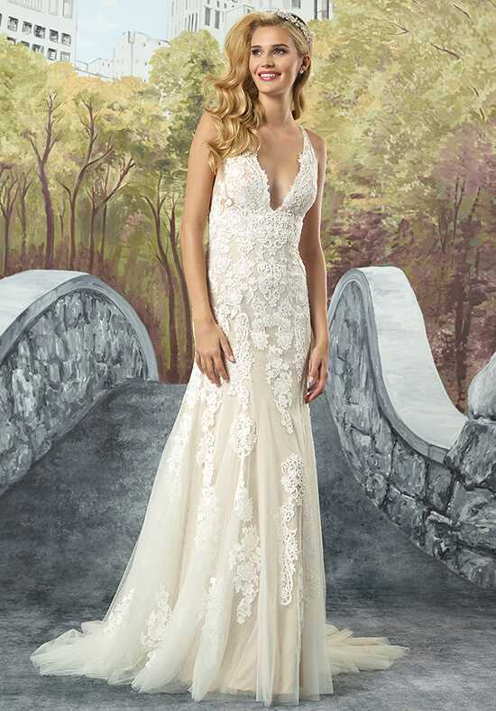 Justin Alexander 8919 A-Line Wedding Dress