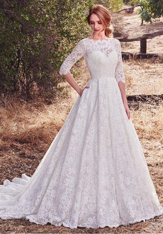 Maggie Sottero Cordelia Wedding Dress The Knot