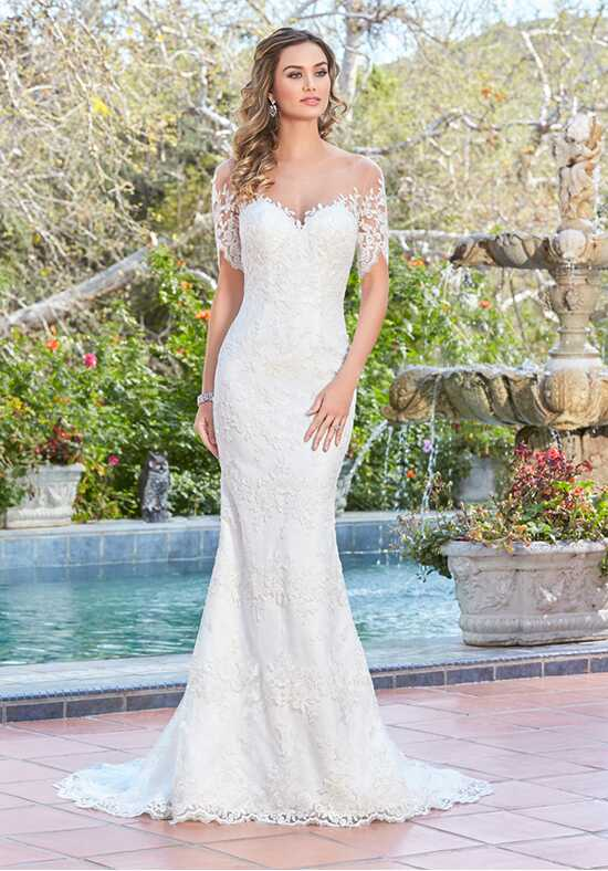 Ivoire Firenze KATIA, V1716 Sheath Wedding Dress