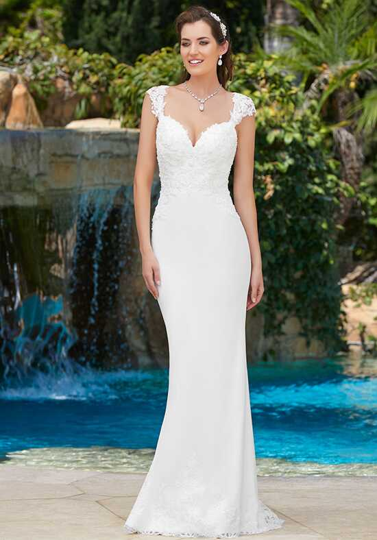 KITTYCHEN TORI, H1726 Sheath Wedding Dress