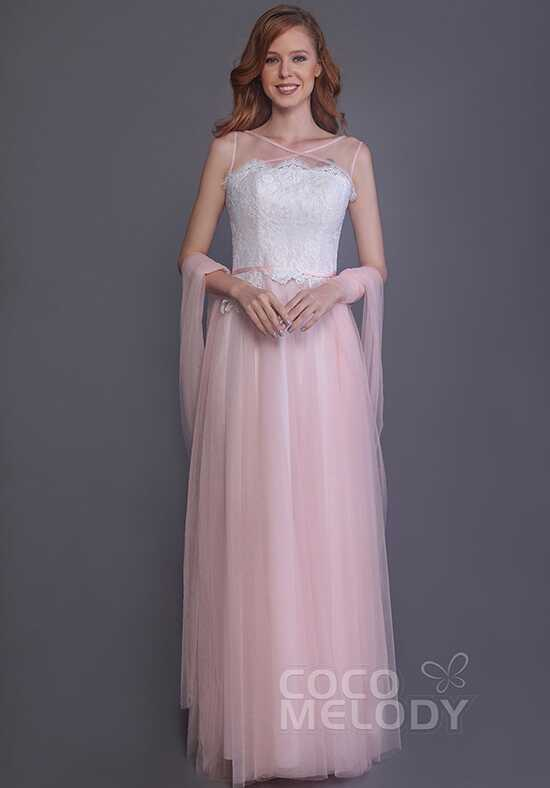 CocoMelody Bridesmaid Dresses PR3506 Sweetheart Bridesmaid Dress