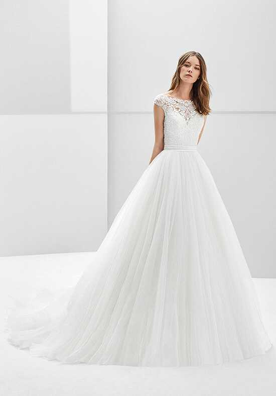 Alma Novia RIZO Ball Gown Wedding Dress