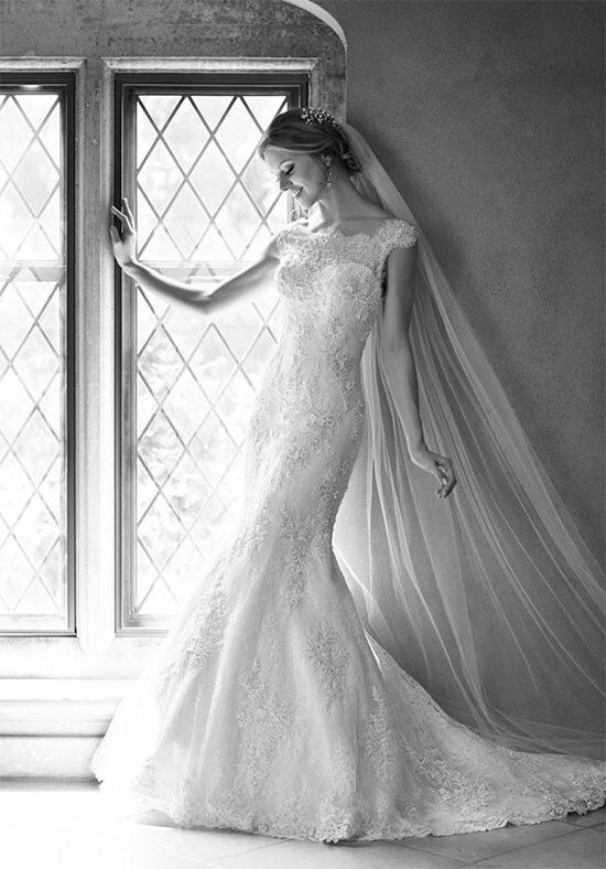 Martina Liana 632 Mermaid Wedding Dress