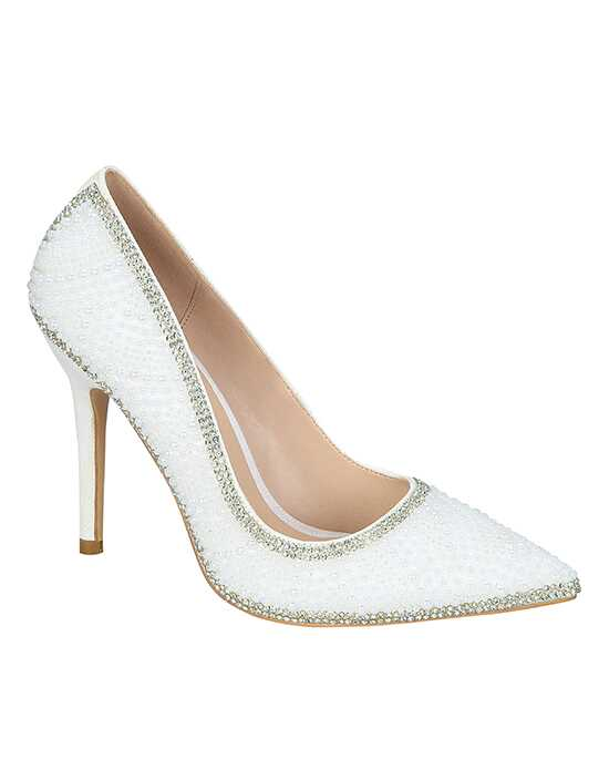 De Blossom Collection Elsa-11 White Shoe