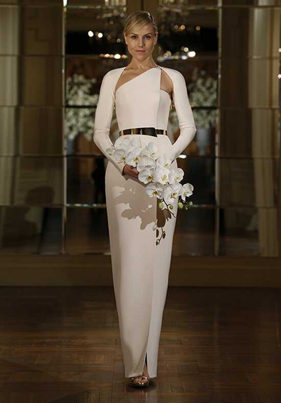 Romona Keveza Collection RK5401 Sheath Wedding Dress