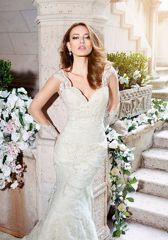 Moonlight Couture H1297 Mermaid Wedding Dress