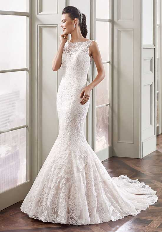 Eddy K MD 183 Mermaid Wedding Dress