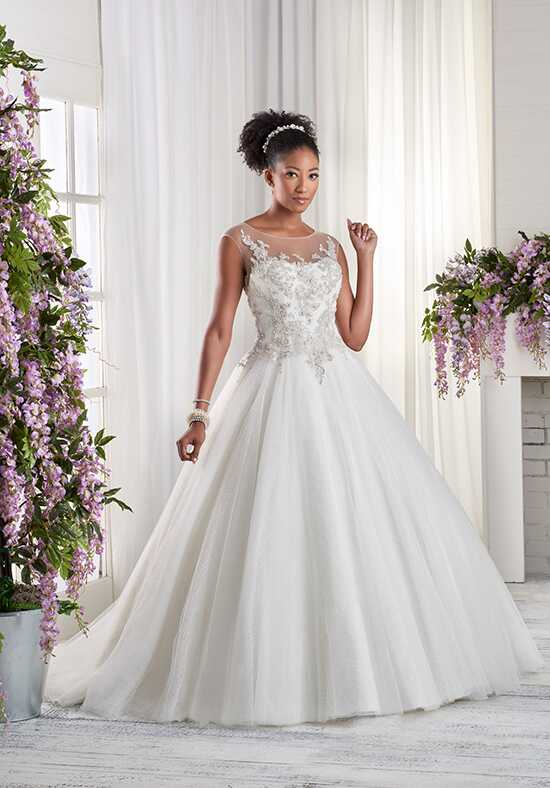 Bonny Bridal 613 A-Line Wedding Dress