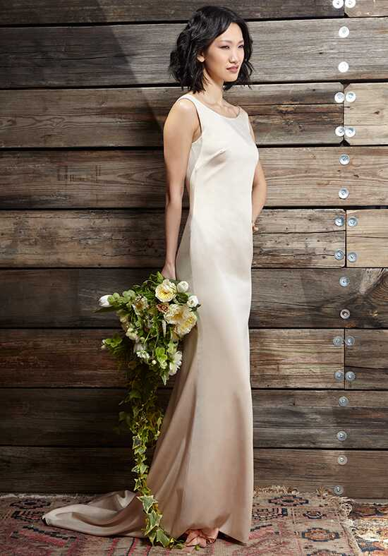 Ivy & Aster Sylvia Slip Sheath Wedding Dress