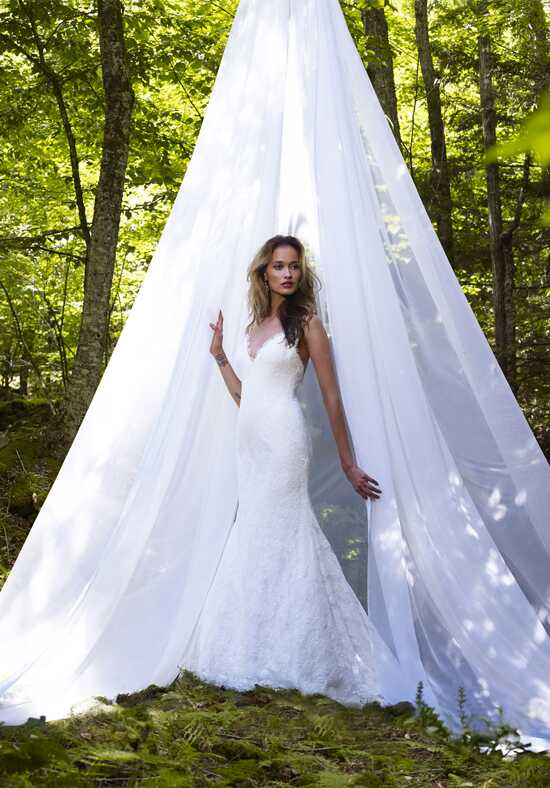 Robert Bullock Bride Jag Mermaid Wedding Dress