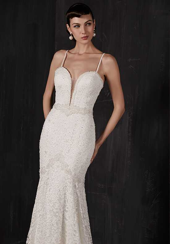 Calla Blanche 16104 Loralei Sheath Wedding Dress