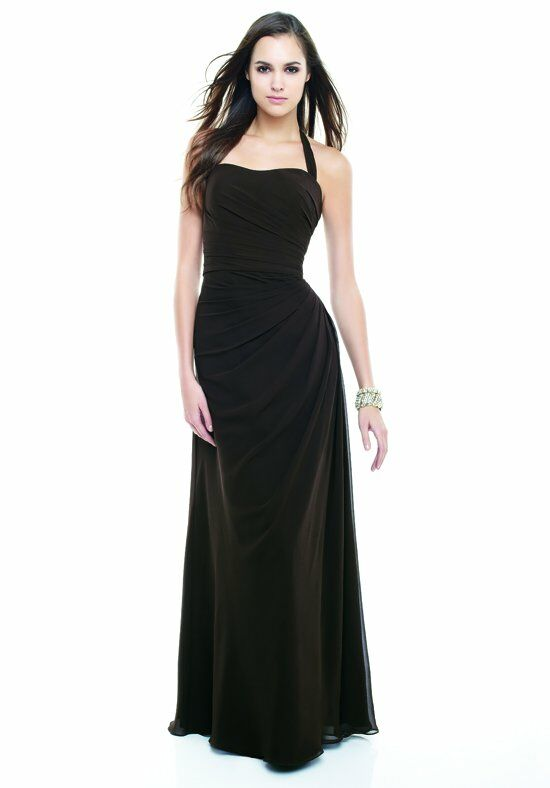 Bill Levkoff 160 Halter Bridesmaid Dress