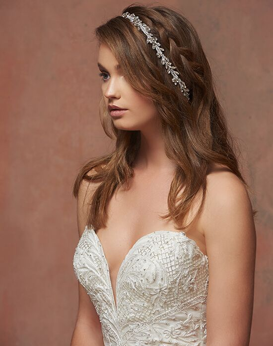 Blossom Veils & Accessories BH5475 Silver Headband