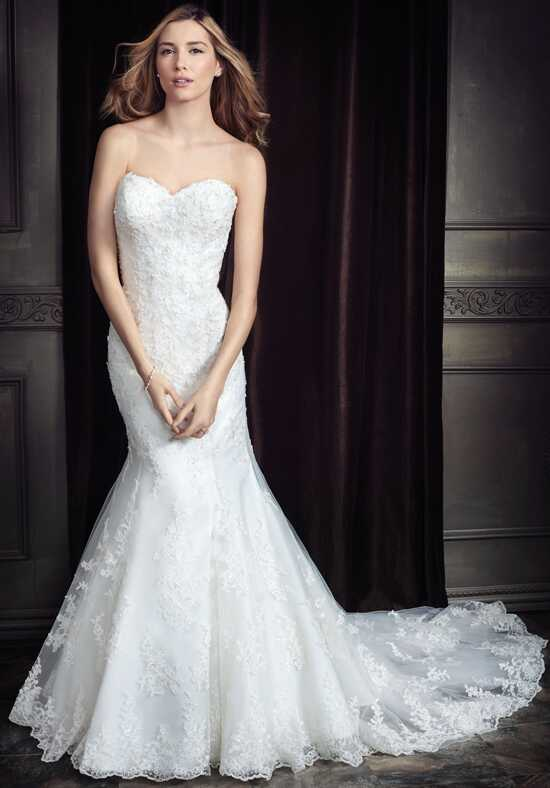 Kenneth Winston: Ella Rosa Collection BE332 Mermaid Wedding Dress