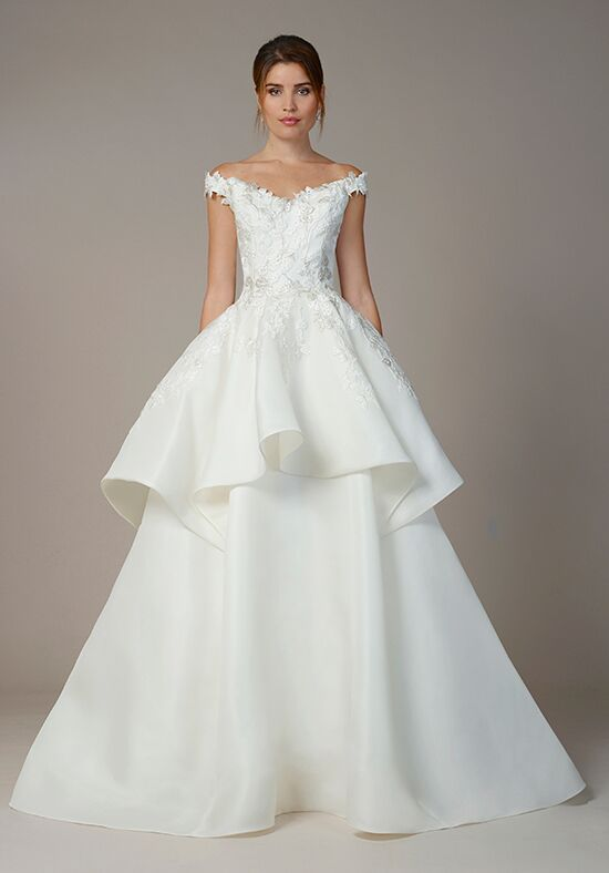 LIANCARLO 7801 Ball Gown Wedding Dress