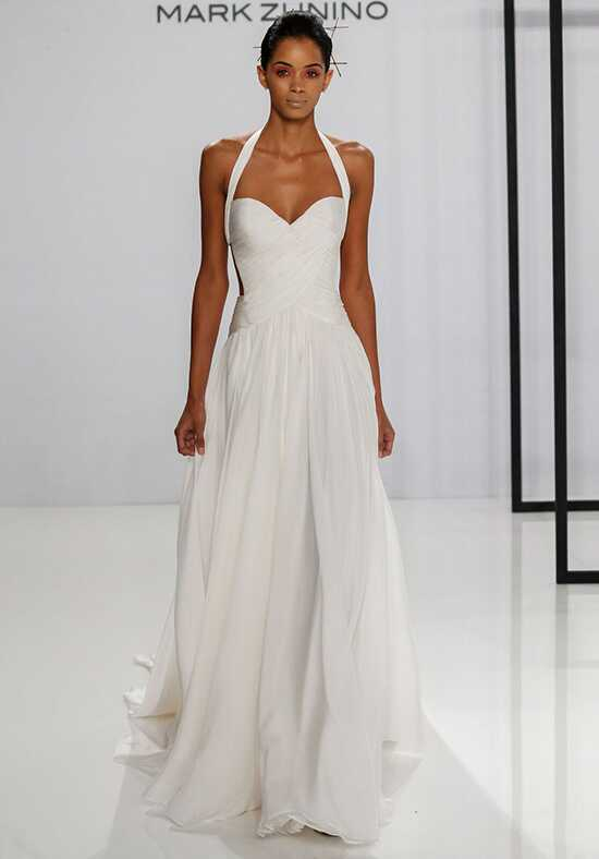 Mark Zunino for Kleinfeld 183 Sheath Wedding Dress