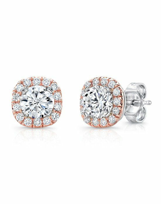 Uneek by Benjamin Javaheri LVE898WR-5.0RD Wedding Earring photo