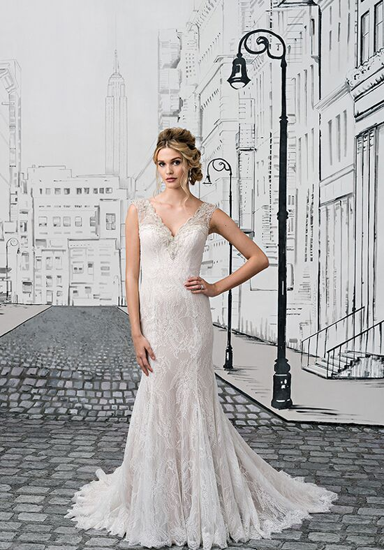 Justin Alexander 8882 A-Line Wedding Dress