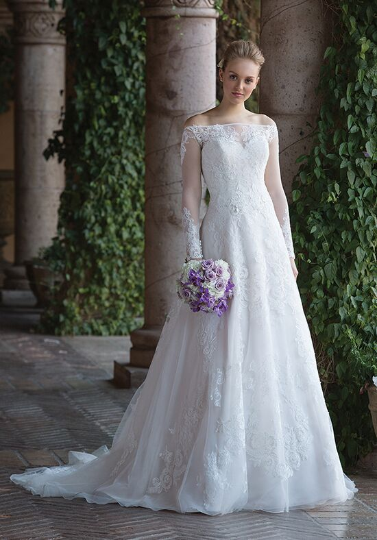 Sincerity Bridal 4024 A-Line Wedding Dress