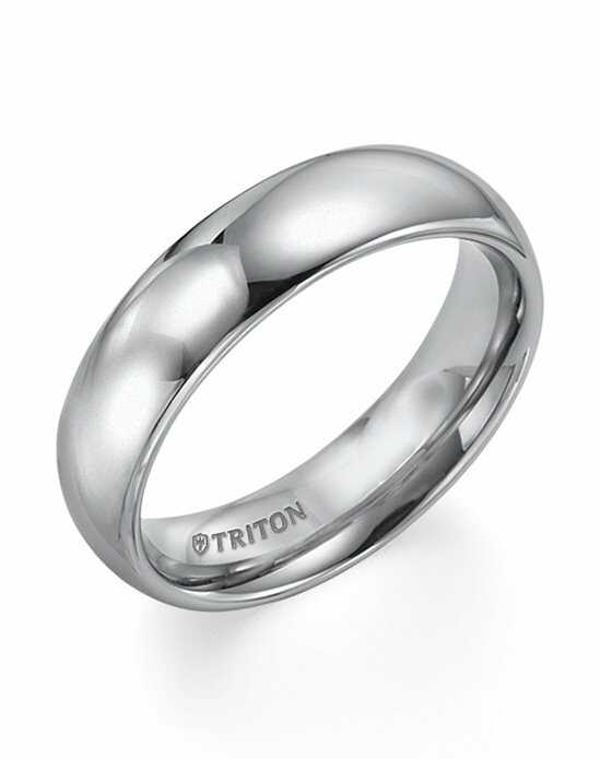 Triton 11-2134C-G Tungsten Wedding Ring