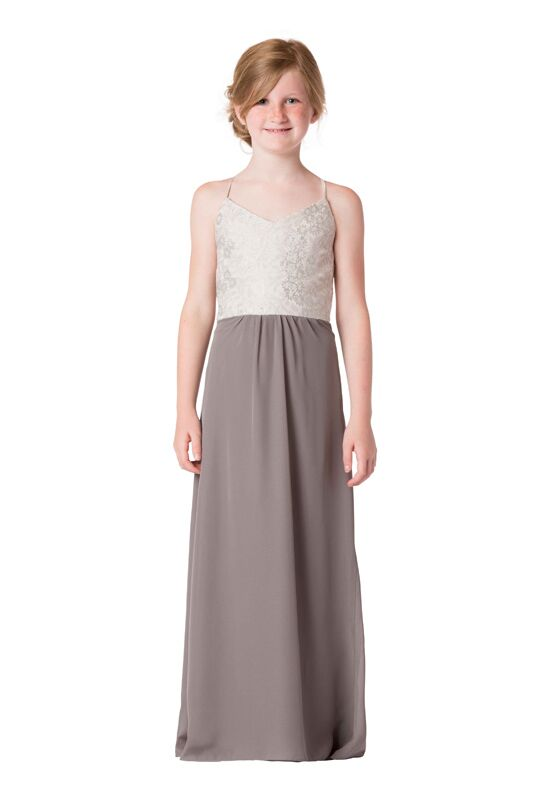 Bari Jay Bridesmaids 1705-JR V-Neck Bridesmaid Dress