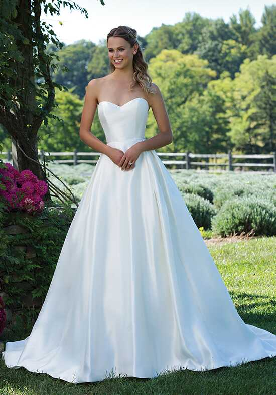 Sincerity Bridal 3997 Ball Gown Wedding Dress