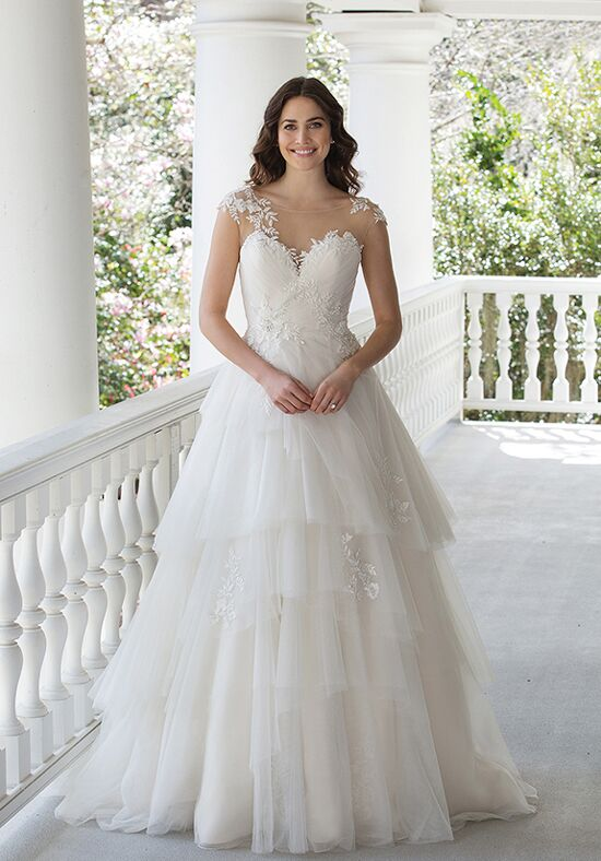 Sincerity Bridal 3968 Ball Gown Wedding Dress