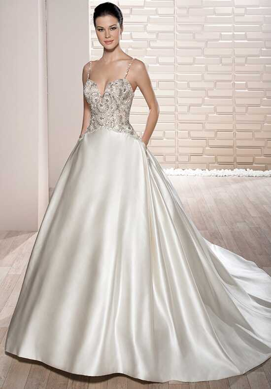 Demetrios 690 A-Line Wedding Dress