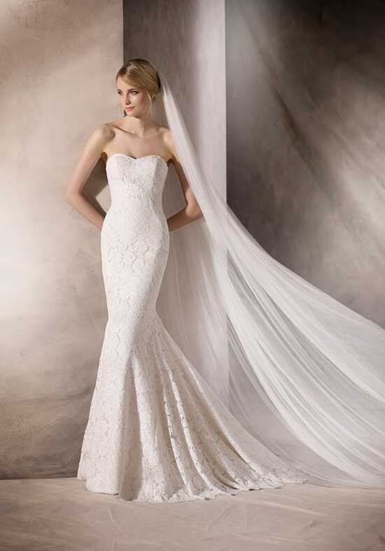 LA SPOSA HADANE Mermaid Wedding Dress
