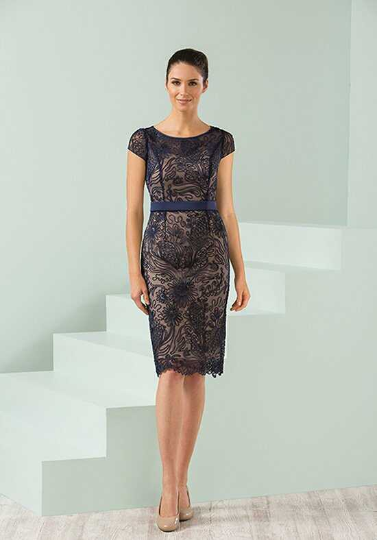 Jasmine Black Label M180018 Blue Mother Of The Bride Dress