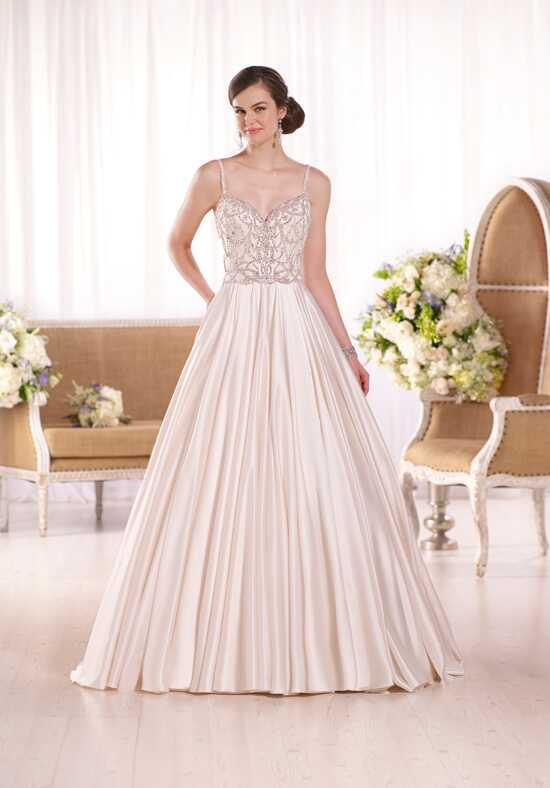 Essense of Australia D2090 Ball Gown Wedding Dress