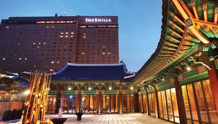 Image result for shilla hotel korea