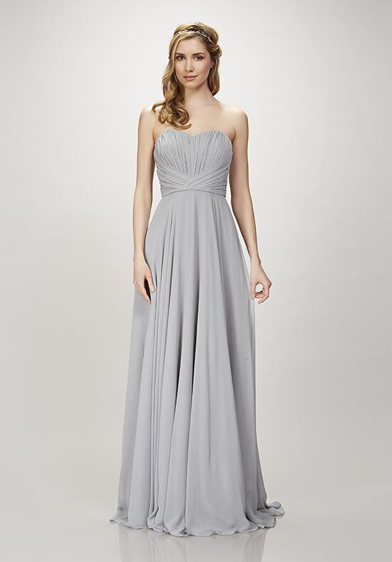 THEIA Bridesmaids Blaire Sweetheart Bridesmaid Dress