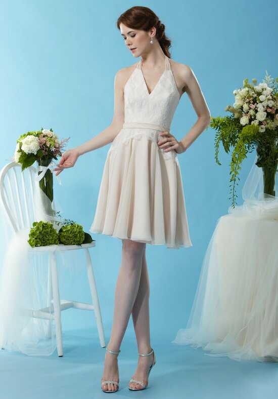 Eden Bridesmaids 7448 Bridesmaid Dress photo