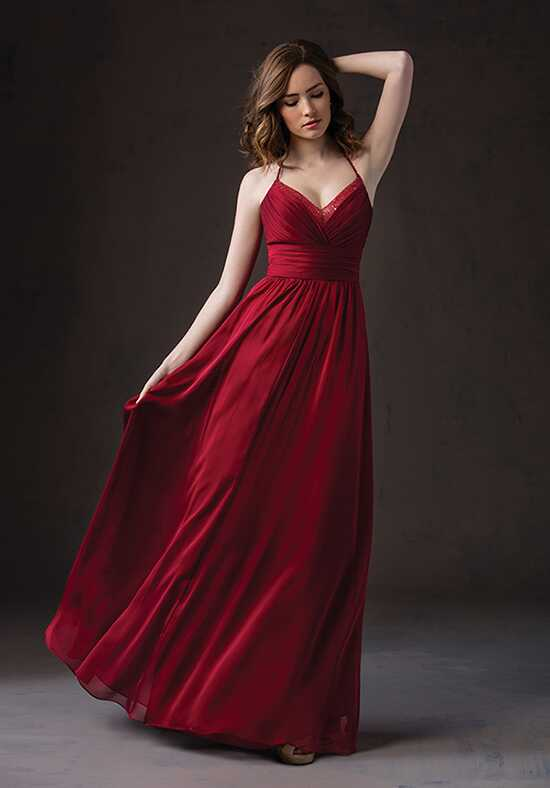 Belsoie L184059 Halter Bridesmaid Dress