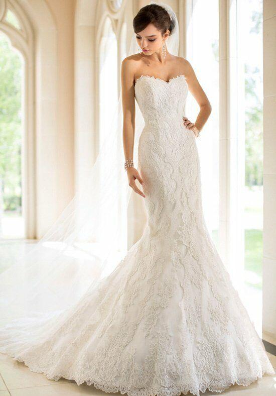 Mermaid Wedding Dress Lace