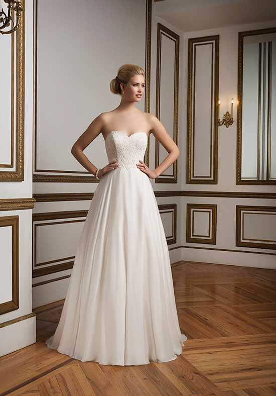 Justin Alexander 8840 Ball Gown Wedding Dress