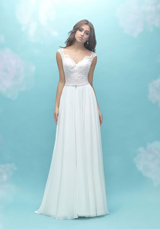 Allure Bridals 9467 A-Line Wedding Dress