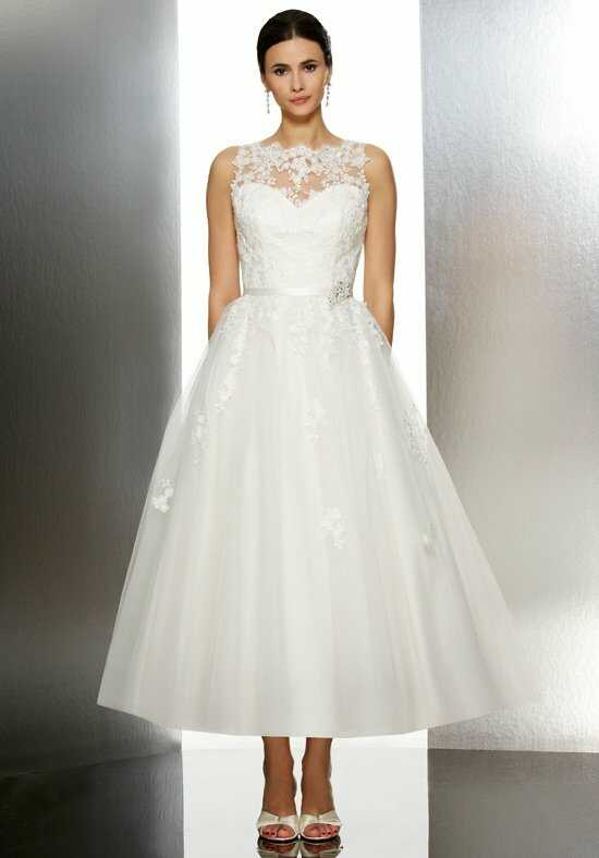 Moonlight Tango T608 Ball Gown Wedding Dress