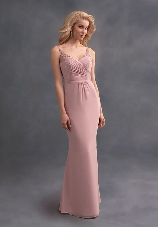 Alfred Angelo Signature Bridesmaids Collection 7399L Sweetheart Bridesmaid Dress