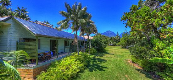 Middle Beach Rd  Lord Howe Island Nsw