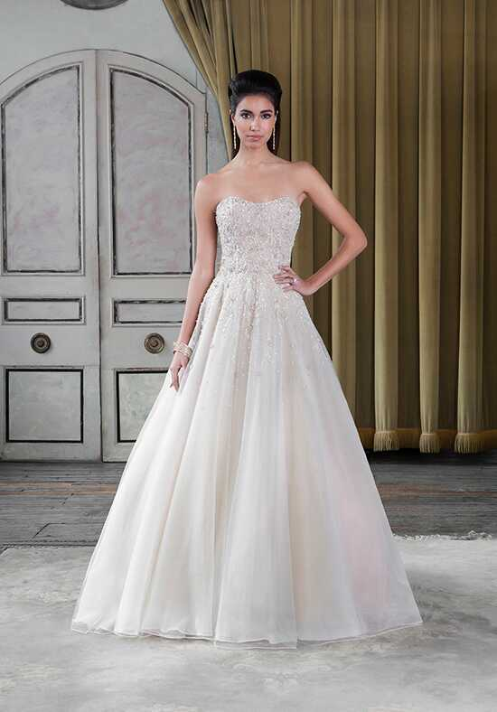 Justin Alexander Signature 9807 Ball Gown Wedding Dress