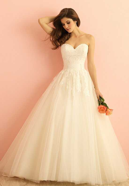 Allure Romance 2867 Ball Gown Wedding Dress