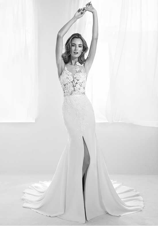 PRONOVIAS RANUAR Mermaid Wedding Dress