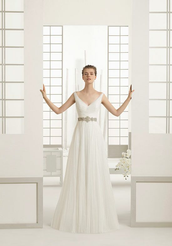 Rosa Clará DANES A-Line Wedding Dress